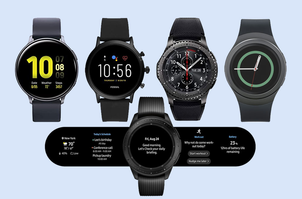 Best Smartwatch for Note 9