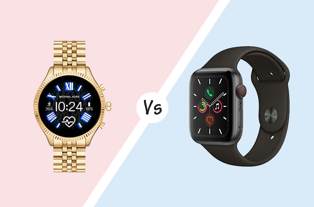 Michael Kors Smartwatch vs. Apple Watch